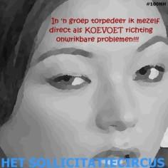 Het SollicitatieCircus_100 - koevoet voor onwrikbare problemen