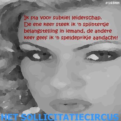 Het SollicitatieCircus_103 subtiel leiderschap