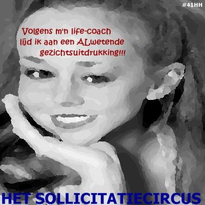 Het SollicitatieCircus_41_alwetende gezichtsuitdrukking
