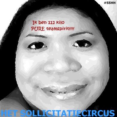 Het SollicitatieCircus_55 - 112 kilo pure teamspirit
