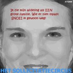 Het SollicitatieCircus_72 - een grote familie