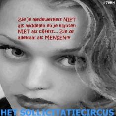 Het SollicitatieCircus_76 - allemaal mensen