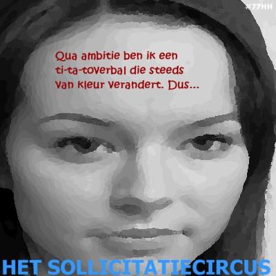 Het SollicitatieCircus_77 - ti-ta-toverbal