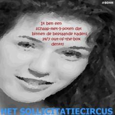 Het SollicitatieCircus_80 - out-of-the-box denker