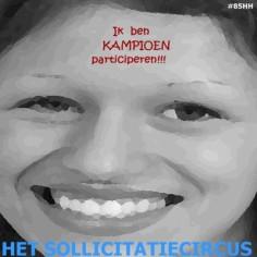 Het SollicitatieCircus_85 - kampioen participeren