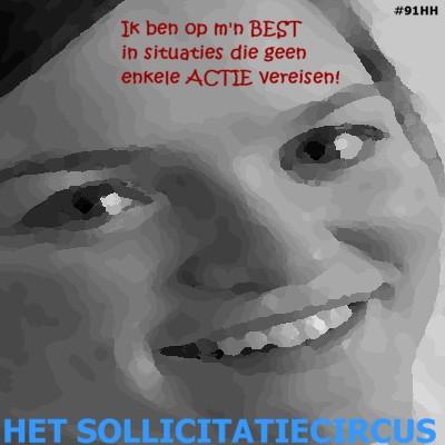 Het SollicitatieCircus_91 - geen enkele actie vereisen
