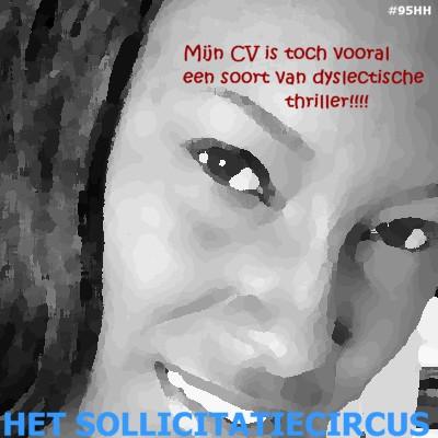 Het SollicitatieCircus_95 - cv is dyslectische thriller