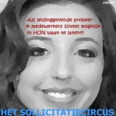 Het SollicitatieCircus_97 - mensen in hun waan laten