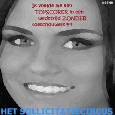 Het SollicitatieCircus_98 - topscorer zonder toeschouwers