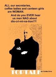 MoTekst TopTalk - Nag About Discrimination