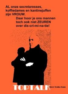 MoTekst TopTalk - Zeuren Over Discriminatie