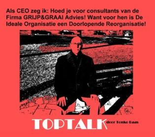 MoTekst TopTalk - De Ideale Organisatie