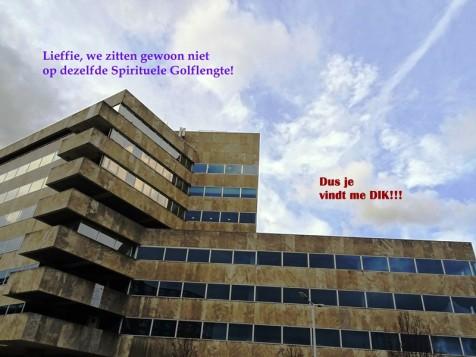 MoArt Small Talk - Niet Op Dezelfde Spirituele Golflengte