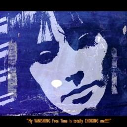 MoArt TisMeWat - Vanishing Free Time