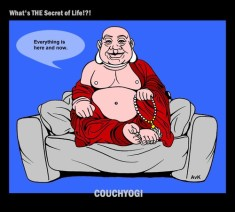 CouchYogi secret_of_life