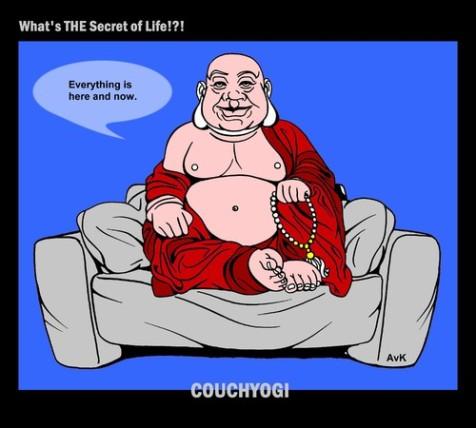 CouchYogi secret_of_life