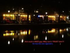 MobTalk | GangsterPraat - He Has His Own Agenda