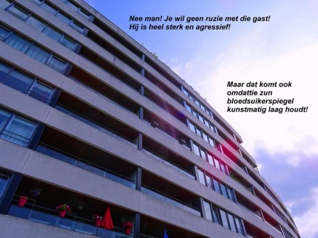 MobTalk | GangsterPraat - Te Lage Bloedsuikerspiegel