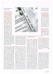 AIESEC A4 Magazine - februari 2001 - Interview Anders FilmRegisseur Ruud van Hemert - 4-4