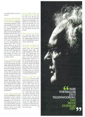 AIESEC A4 Magazine - mei 2001 - Interview Anders TV-man Henk Spaan - 4-4