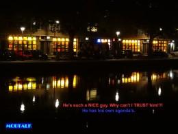 MobTalk - GangsterPraat - He Has His Own Agendas small