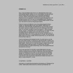 Helemaal Hopeloos columns - Age Morris - Romano trilogie 2-3