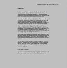 Helemaal Hopeloos columns - Age Morris - Romano trilogie 3-3